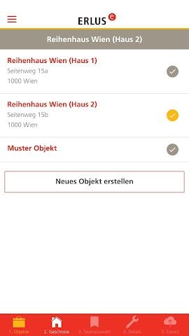 android ERLUS Profi-App Schornstein Screenshot 0