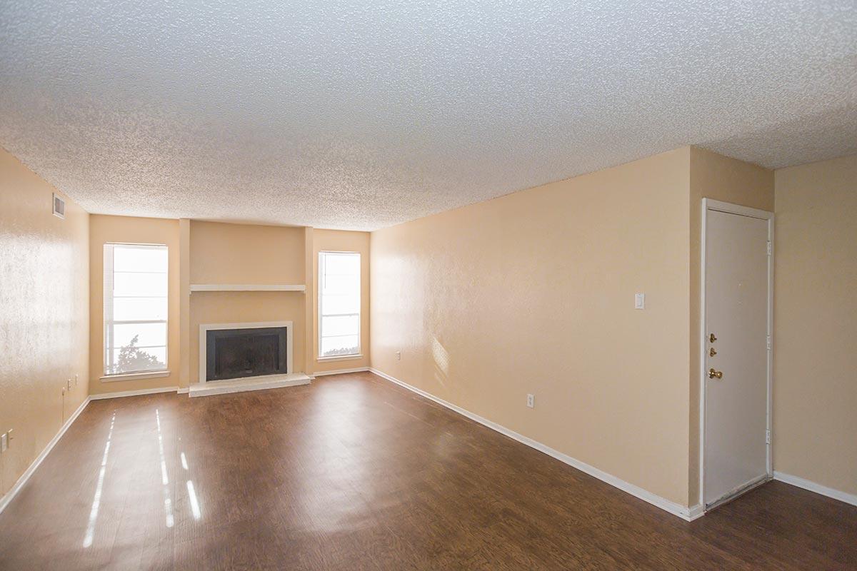 C1 Floorplan Cedar Creek Apartments In Arlington Tx