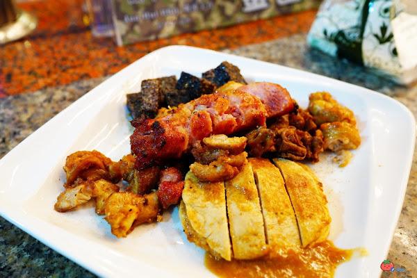 金門在地人推薦必吃「俊輝燒物」烤肉、道地好吃廣東粥超過8點還在客滿