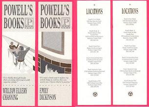 Photo: Powell's Books (3)