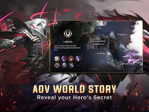 Garena AOV - Arena of Valor: Action MOBA apkpoly screenshots 9