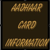 Pocket Aadhaar Card Information