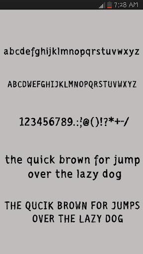 Blood Pack Fonts Installer