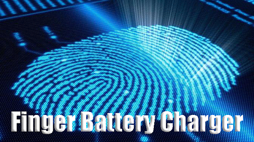 Battery Charger Finger Prank