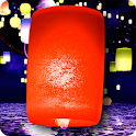 Lanterns 3D live wallpaper icon