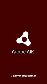 Adobe AIR Screenshot 1