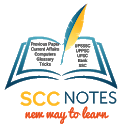 SCC NOTES An educational App icon