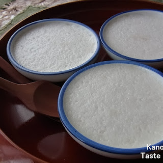 Khanom Tuay (Coconut Milk Custard)