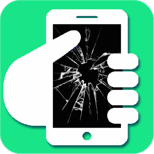 玩娛樂App|Screen Broken Prank免費|APP試玩