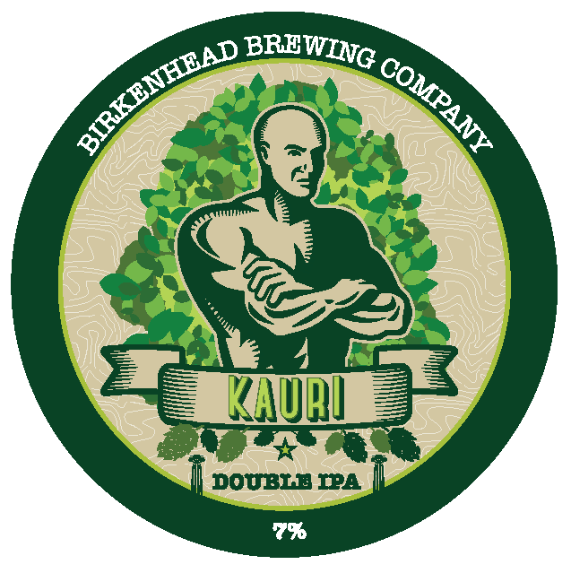 Logo of Birkenhead Brewing Company Kauri Double IPA
