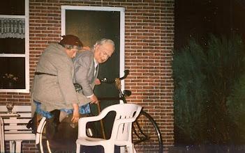 Photo: Seichien Vedder en Piet Philips
