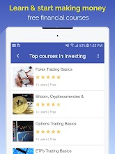 Finandemy - Learn to Invest in Stocks & Finance screenshot thumbnail