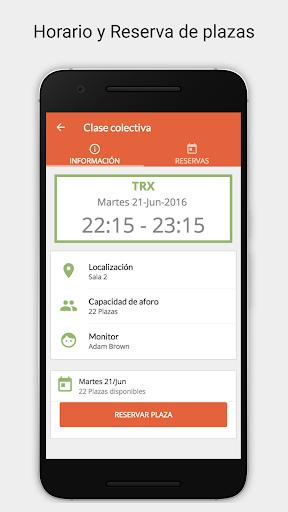 Abengoa Gym screenshot 3