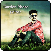 Garden Photo Editor HD: Garden photo frame 2017