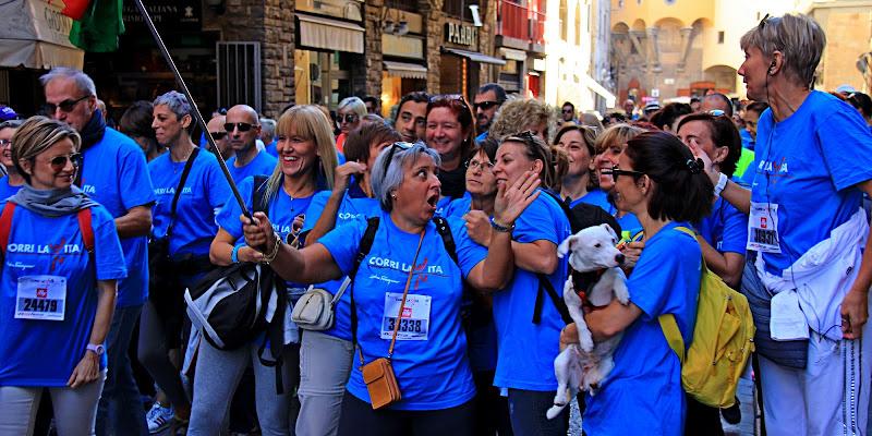 Firenze-Corri la Vita 2016 di marvig51