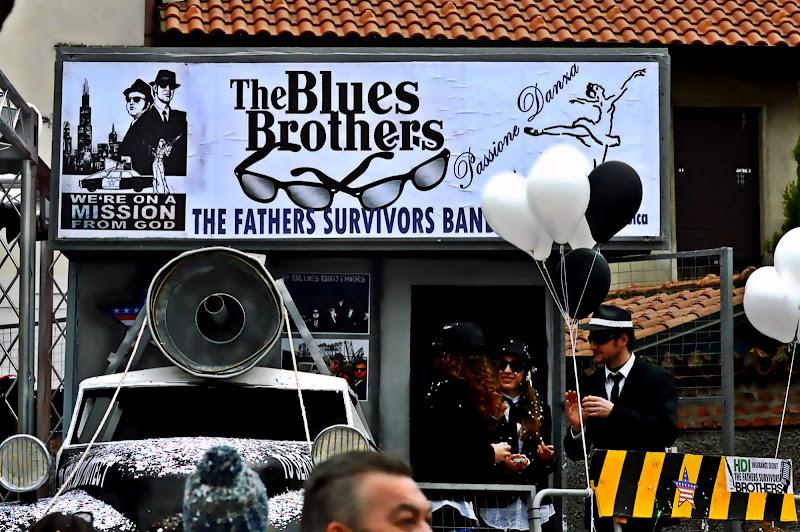 The Blues Brothers di acquario