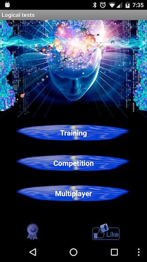 Logical test - IQ android2mod screenshots 17