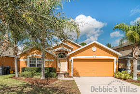 Orlando villa, gated community, close to Disney, private pool, conservation view, games room