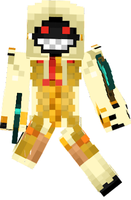 i just make the arms 4 pixels (steve's arms) wide instead of 2 pixels (alex's arms) originally made by: pandita77 Edited by: AuraMargaret