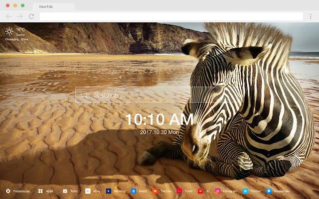 Wildlife New Tab HD Wallpapers Themes