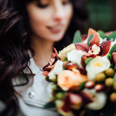 Wedding photographer Arina Egorova (ArinaGab0nskaya). Photo of 29.12.2017