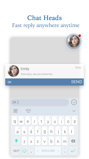 Privacy Messenger - Secured text, SMS, Call Screen 4.6.6 screenshots 7