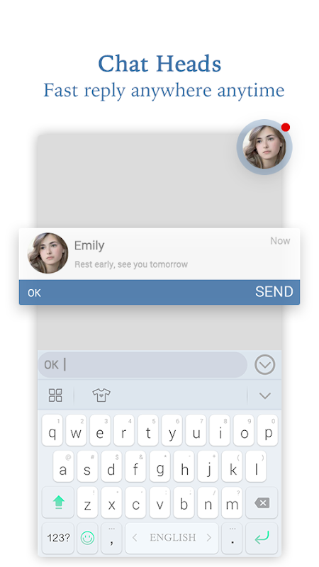 Privacy Messenger - Secured text, SMS, Call Screen screenshots