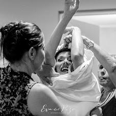 Wedding photographer Eva Del Pozo (delpozo). Photo of 11.06.2015