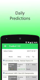 Daily Betting Predictions - náhled