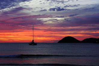 Photo: Sailing into the Sunset In the mood for one of these nights?