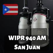 WIPR 940 AM San Juan Puerto Rico Radio Station HD