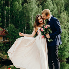 Wedding photographer Valeriya Zadorina (ZadorinaV). Photo of 22.07.2017