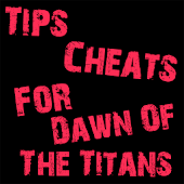 Cheats For Dawn Of The Titans
