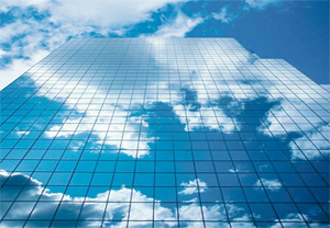 Building corporate clouds