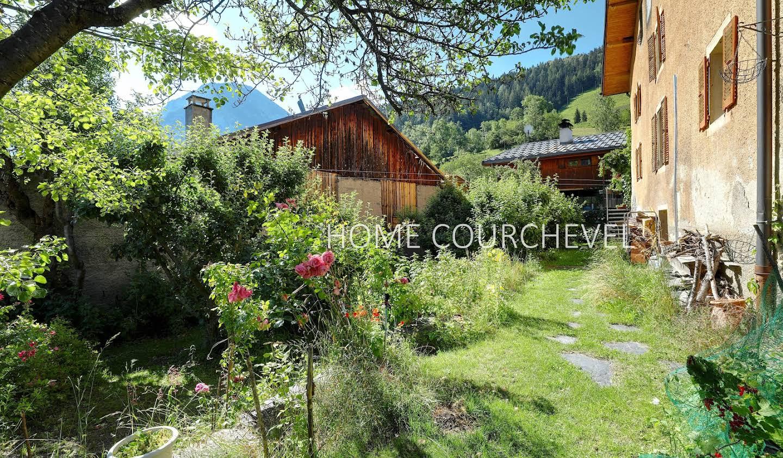 Maison avec jardin et terrasse Courchevel