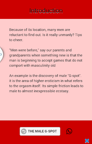 android Sex Facts Screenshot 7