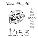 Rage Watchface icon