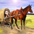 Horse Cart Carriage Farming Transport Simulator 3D APK