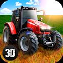 USA Country Farm Simulator 3D icon