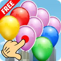 Boom Balloons (3 match) icon