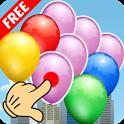Boom Balloons (3 match) icon