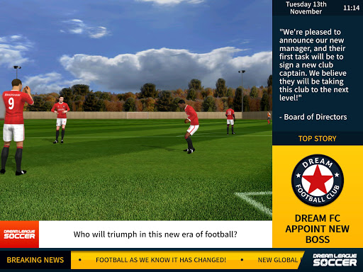 Dream League Soccer Screenshots 8