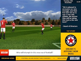 Dream League Soccer 2019 APK screenshot thumbnail 13