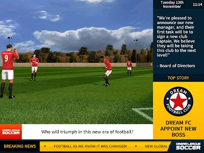 Dream League Soccer MOD Apk 6.13 (Unlimited Lives) 8