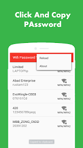 Wifi Password Viewer screenshot 2