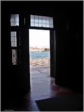 Photo: Entrda basílica de San Giorgio Maggiore. Venecia. http://www.viajesenfamilia.it
