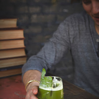 Matcha Green Tea Cocktail