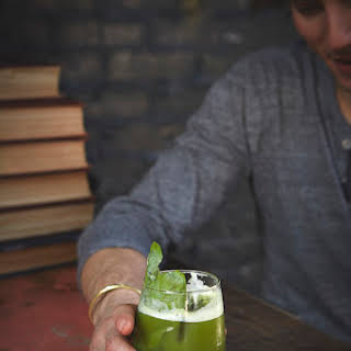 Green Tea Cocktail Recipes.