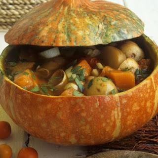 Stew in a Pumpkin