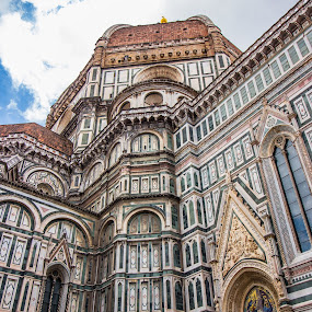 Duomo by Ryan Inhof - Buildings & Architecture Places of Worship ( michaelangelo, church, duomo, florence, medici, italy )